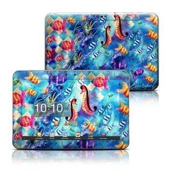 Samsung Galaxy Tab 8.9 Harlequin Seascape Skin