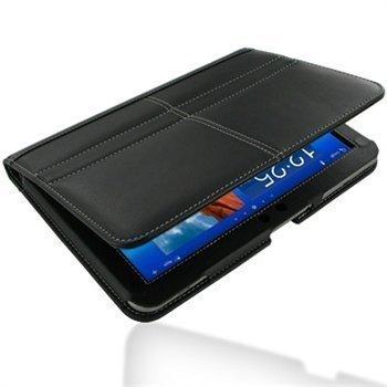 Samsung Galaxy Tab 8.9 PDair Leather Case 3BSS89BX1 Musta
