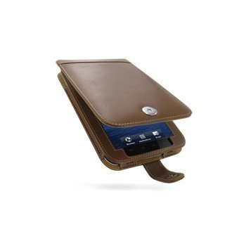 Samsung Galaxy Tab GT P1000 PDair Leather Case 3TSSPDFX1 Ruskea