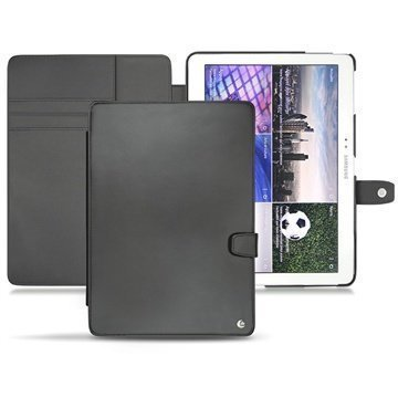 Samsung Galaxy Tab Pro 10.1 Noreve Tradition B Nahkakotelo Musta
