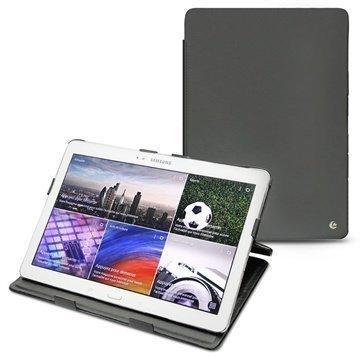 Samsung Galaxy Tab Pro 10.1 Noreve Tradition Nahkakotelo Musta