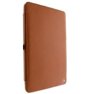 Samsung Galaxy Tab Pro 10.1 Noreve Tradition Nahkakotelo Ruskea