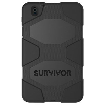 Samsung Galaxy Tab Pro 8.4 Griffin Survivor Suojakotelo Musta