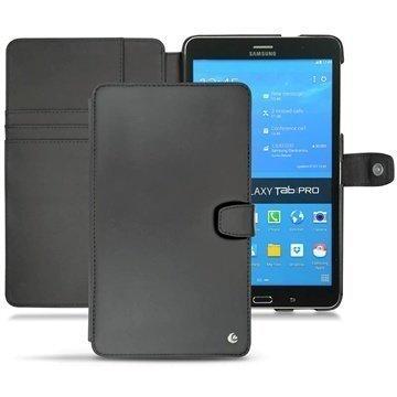 Samsung Galaxy Tab Pro 8.4 Noreve Tradition B Nahkakotelo Ruskea