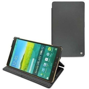 Samsung Galaxy Tab S 8.4 Noreve Tradition Nahkakotelo Musta
