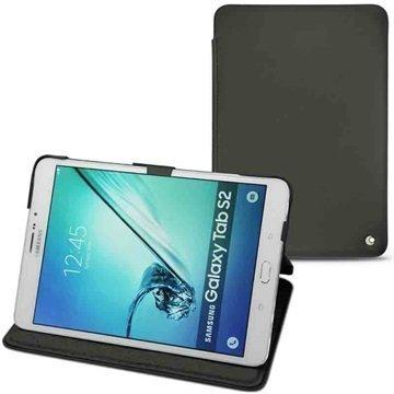 Samsung Galaxy Tab S2 8.0 T710 Noreve Tradition Nahkakotelo Perpétuelle Musta