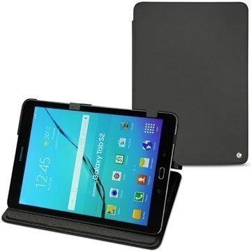 Samsung Galaxy Tab S2 9.7 T810 Noreve Tradition Nahkakotelo Perpétuelle Musta