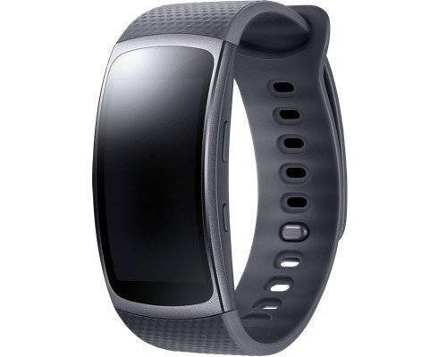 Samsung Gear Fit2 Large Musta