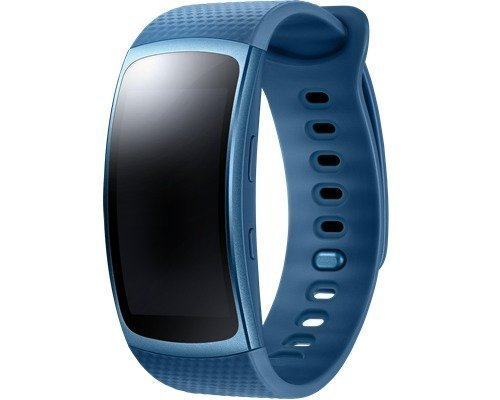 Samsung Gear Fit2 Large Sininen