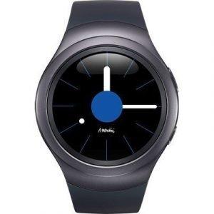 Samsung Gear S2 Tummanharmaa