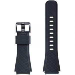 Samsung Gear S3 Active Silicon Band Musta Sininen