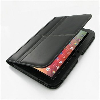 Samsung Google Nexus 10 PDair Leather Case 3BSSGEBX1 Musta