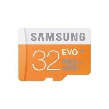 Samsung MB-MP32DA/EU EVO MicroSDHC UHS-1 Muistikortti 32Gt