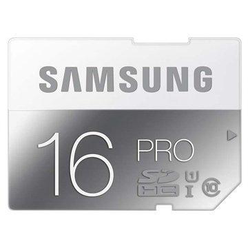 Samsung MB-SG16D/EU Pro SDHC Muistikortti 16GB