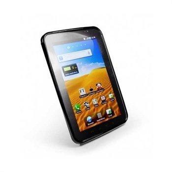 Samsung P1000 Galaxy Tab Slim&Lite Gel Silicone Case Black