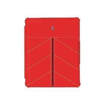 Samsung P7500 Galaxy Tab 10.1 3G Ferrari California Series Case Red