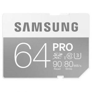 Samsung Pro Sdxc 64gb
