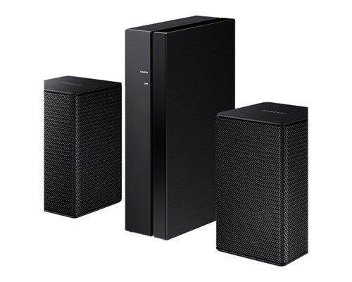 Samsung Wireless Rear Kit Swa-8000s Black