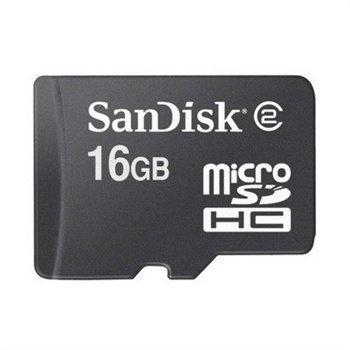 SanDisk Micro SDHC Muistikortti 16 Gt Luokka 2