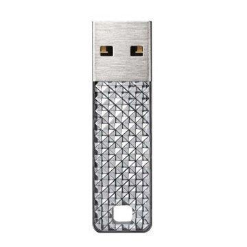 SanDisk SDCZ55-032G-B35S Cruzer Facet USB Tikku 32GB Hopeinen
