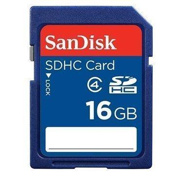 SanDisk SDSDB-008G-B35 SDHC Muistikortti 16 Gt