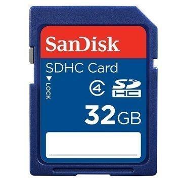 SanDisk SDSDB-032G-B35 SDHC Muistikortti 32GB