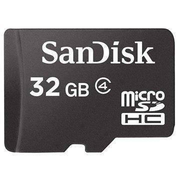SanDisk SDSDQM-032G-B35A MicroSD / MicroSDHC Muistikortti 32Gt