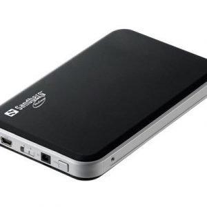 Sandberg Usb 2.0 Hard Disk Box Sata 2.5 2.5 Usb 2.0 Musta Hopea