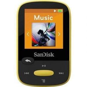 Sandisk Clip Sport Keltainen