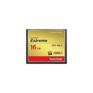 Sandisk Extreme Compactflash 16gb