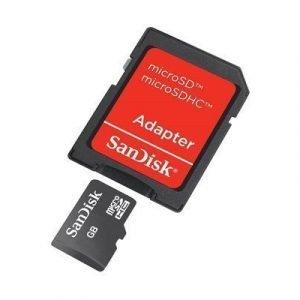 Sandisk Flash-muistikortti Microsdhc 32gb