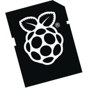 Sandisk Noobs 8gb Sd Card For Raspberry Pi