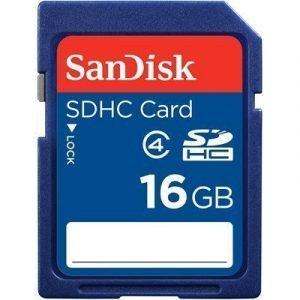 Sandisk Standard Sdhc 16gb