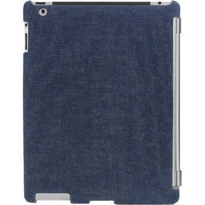 Sanho HyperShield kovamuovisuojus sopii iPad 2 farkkusininen