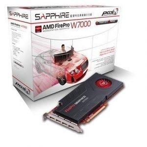 Sapphire Amd Firepro W7000 Näytönohjain