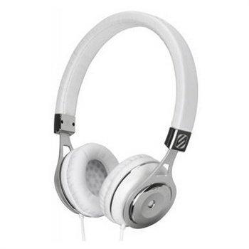 Scosche RH656M REALM On-Ear Stereokuulokkeet iPhone iPad iPod Valkoinen