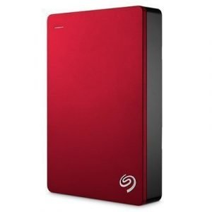 Seagate Backup Plus 4tb Punainen