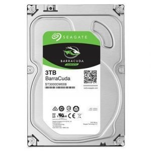 Seagate Barracuda 3tb 3.5 Serial Ata-600