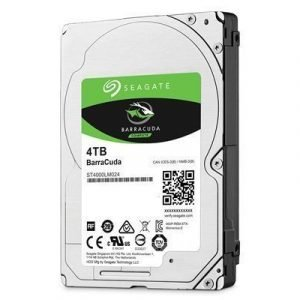 Seagate Barracuda 4096gb 2.5 Serial Ata-600 5400opm