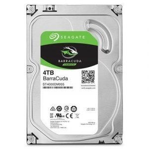 Seagate Barracuda 4tb 3.5 Serial Ata-600