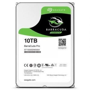 Seagate Barracuda Pro 10tb 3.5 Serial Ata-600