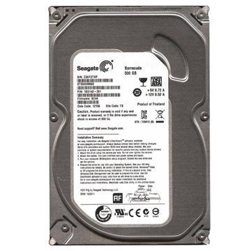 Seagate Barracuda SATA Hard Disk 6Gb/s 3
