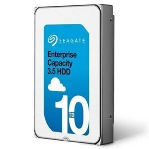 Seagate Enterprise Capacity 10tb 3.5 Serial Ata-600