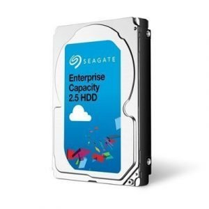Seagate Enterprise Capacity 2.5 Hdd St2000nx0263 2tb 2.5 Serial Attached Scsi 3