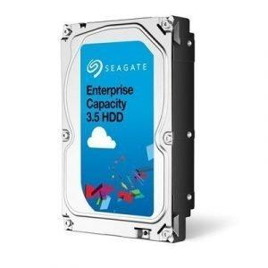 Seagate Enterprise Capacity 3.5 Hdd 512e 8tb 3.5 Serial Attached Scsi 3