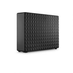 Seagate Expansion Desktop Steb4000200 4tb Musta