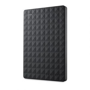 Seagate Expansion Portable 4tb Musta