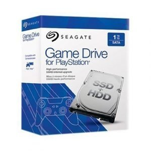 Seagate Game Drive For Playstation 1tb Serial Ata-600 2.5