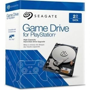 Seagate Game Drive For Playstation 2048gb 2.5 Serial Ata-600