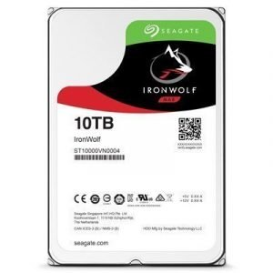 Seagate Ironwolf 10tb 3.5 Serial Ata-600